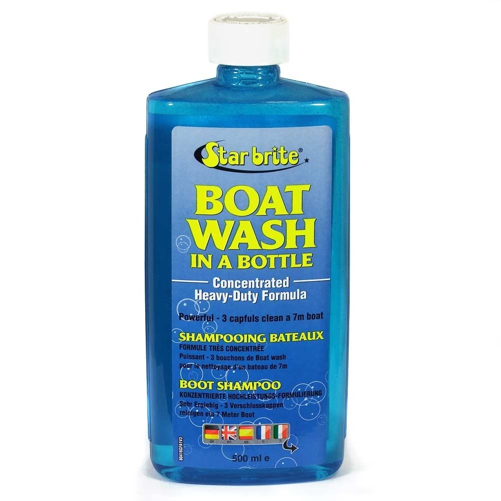 Boat Wash by StarBright Concentrated Formula 500ml