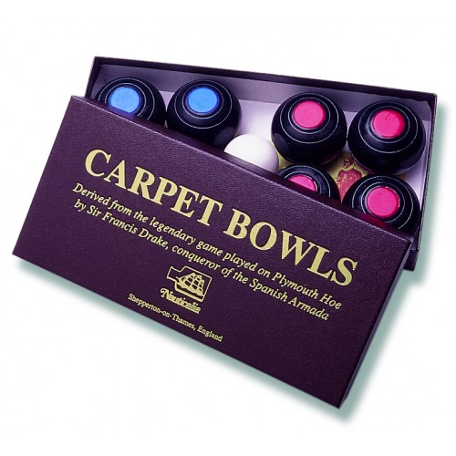 Carpet Bowls Mini by Nauticalia (5692)