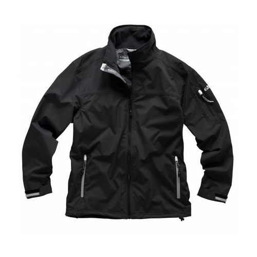 Gill Crew Jacket Graphite 1041 SMALL Breathable 2018