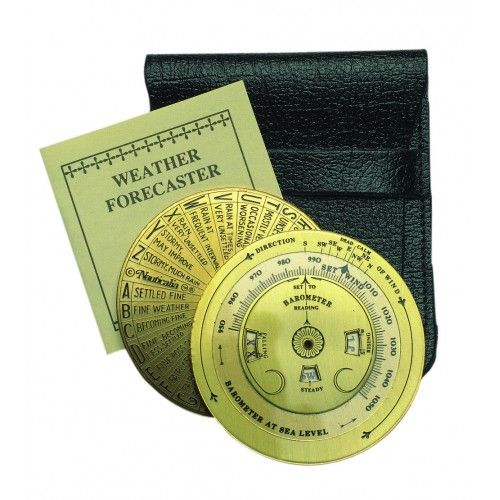 Marine Nauticalia Pocket Weather Forecaster