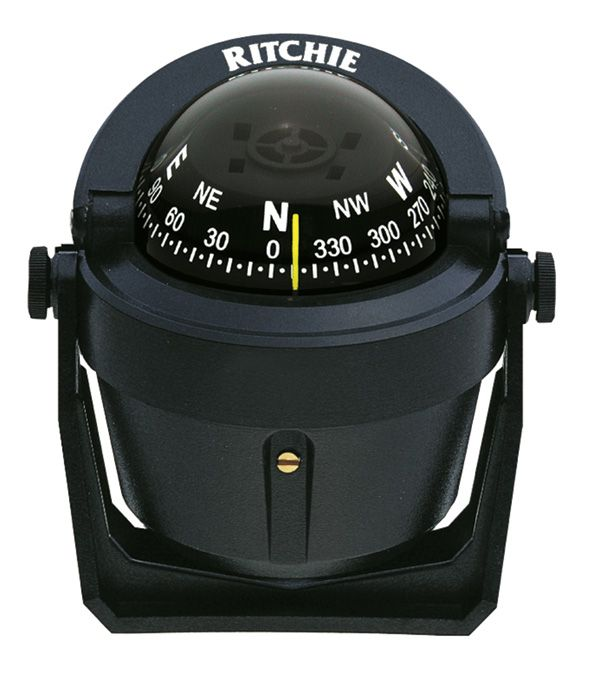 Richie Explorer B-51 Compass for Fishing Boats and Powerboats