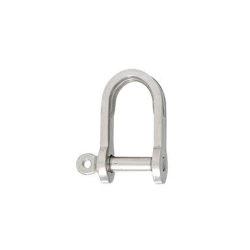 Stainless Steel Strip D Shackle 5mm, 6mm