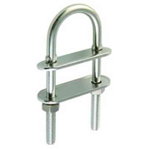 U Bolt Stainless Steel by Blue Wave